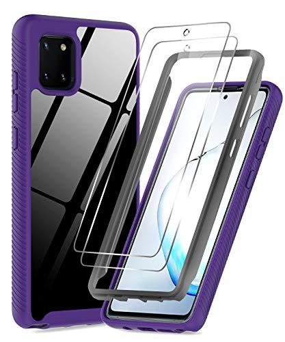 LeYi Samsung Galaxy Note 10 Lite Case(2020), Samsung Note 10 Lite Case