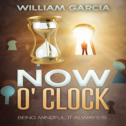 Now O'Clock audiobook cover art