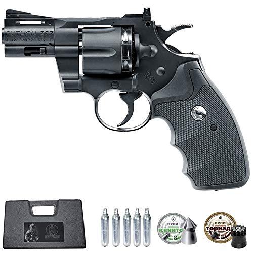 Revólver Colt Python 2,5