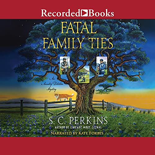 Fatal Family Ties cover art