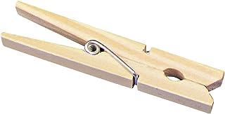"""Rayher pince à linge en bois €"""" pince à linge en un lot de 100 €"""" pince à linge bois idéal pour vos activités de loisir..."""