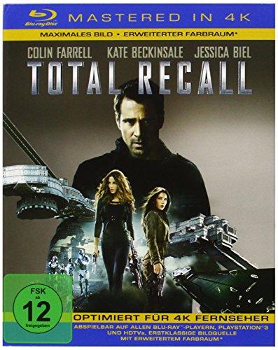Total Recall (4K Mastered) [Blu-ray]