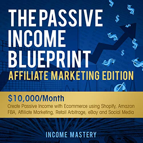 The Passive Income Blueprint Affiliate Marketing Edition Titelbild