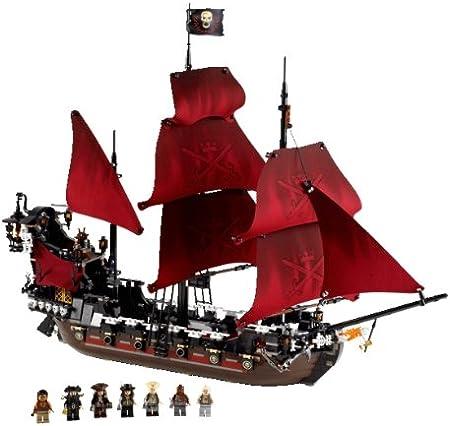 Amazon Com Lego Piratas De La Venganza De La Reina Caribe Ana Toys Games