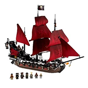 Amazon.co.jp - レゴ パイレーツオブカリビアン アン王女の復讐号 4195