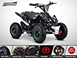 Pocket Quad Flip 49 - Mini Quad Enfant 50cc - DIAMON - Limited Edition 2020 - Vert