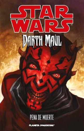 Star Wars Darth Maul pena de muerte: 20 (Star Wars: Cómics Leyendas)