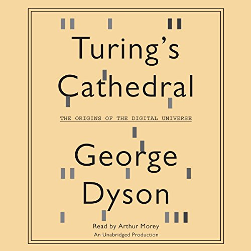 Turing's Cathedral audiobook cover art