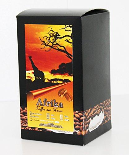 Kaffeepads Pobierpaket Länder Kaffee Afrika 5 x 3 Pads)