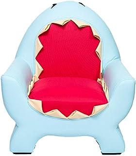 Wenzhihua Enfants Chaise rembourré Meubles rembourrés pour Chambre d'enfant Enfants inclinables Enfants canapé Chaise cana...