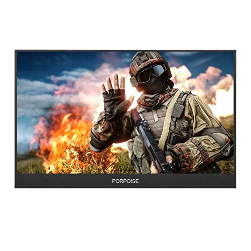 Luoshan 11.6 Pulgadas Slim Frame Smart Multimedia Video y Reproductor de música Marco de Fotos Digital, Pantalla de sincronización de Soporte, Play Game, Puerto de TV HD (Negro)