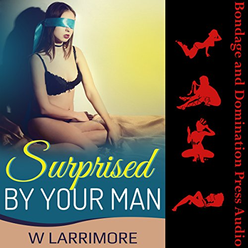 Surprised by Your Man audiobook cover art