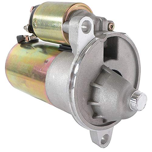 DB Electrical Sfd0049 Starter For Ford Explorer 4.0L 1997 1998 2002 2003, Mustang 2005-2010, Ranger 1998-2011, Mazda 98-09 (Compatible With/Replacement For : Manual Transmission Only)