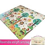 Infant Shining Baby Play mat, Playmat, Baby mat (200cm x 180cm) Extra Large