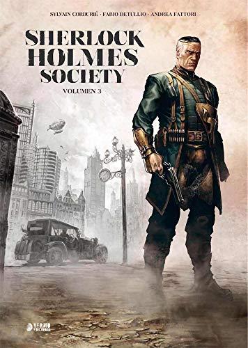 Sherlock Holmes. Society 3