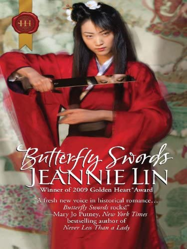 Butterfly Swords The Tang Dynasty Book 1 product image