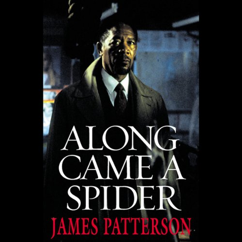 Along Came a Spider cover art