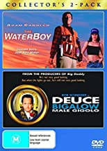 The Waterboy / Deuce Bigalow Male Gigolo | NON-USA Format | PAL | Region 4 Import - Australia