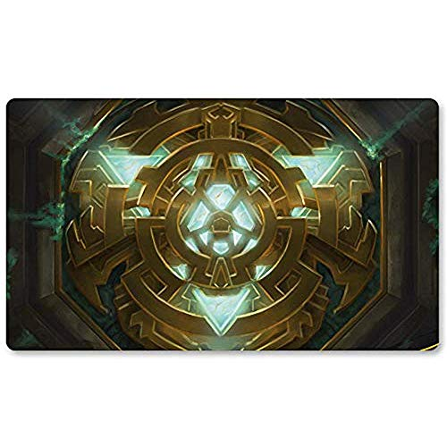Mauspad The Immortal Sun - Brettspiel MTG Playmat Tischmattenspiele Mousepad Spielmatte für Yugioh Magic The Gathering 30X80CM
