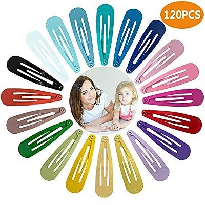 Viccess 120 Stück Haarspangen