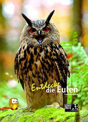 Entdecke die Eulen (Entdecke - Die Reihe mit der Eule / Kindersachbuchreihe)
