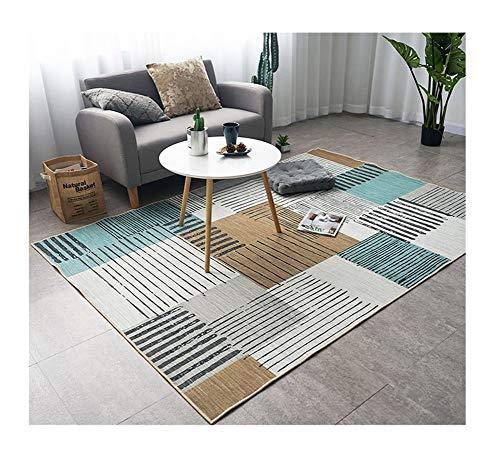 Rugs tapijt, modern design, antislip, voor tafel, café, slaapkamer