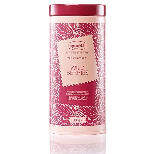 Ronnefeldt Wild Berries - Tea Couture® - Aromat. Früchtetee, 100g, loser Tee