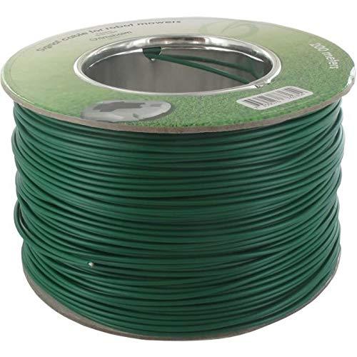 Grimsholm Green® - Câble de signal Premium (noyau en cuivre) 200 m