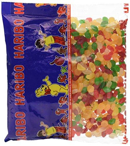 Haribo - Mini Tropifrutti - Caramelos de goma - 1 kg