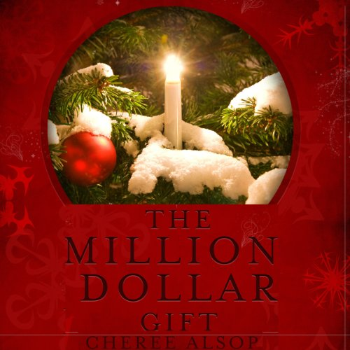 The Million Dollar Gift audiobook cover art
