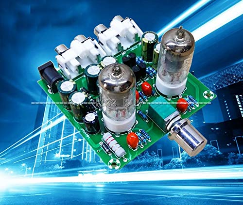 Best Bargain DP-iot Complete Version 6J1 Valve Pre-amp Tube PreAmplifier Board Bass on Musical Fidel...