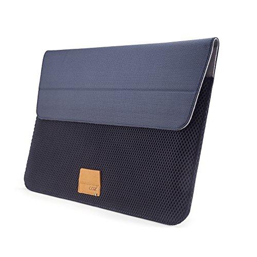 Cozistyle Aria Ständer Sleeve Kollektion Fit für 27,9cm 30,5cm 33cm 38,1cm MacBook, Dunkelblau, 11