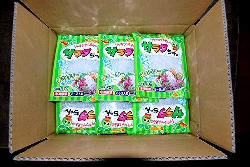 海藻クリスタルサラダちゃん70g×20袋 ケース販売
