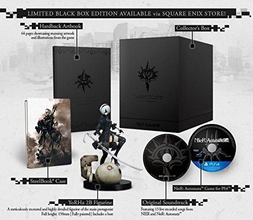 NIER: AUTOMATA - BLACK BOX EDITION [PS4]