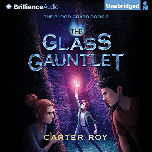 The Glass Gauntlet Titelbild