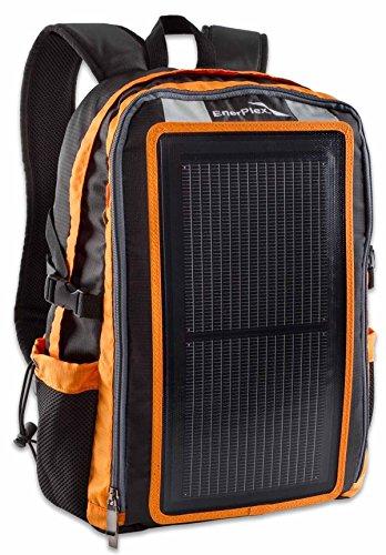 GoEnerplex Solarrucksack Packr, Orange, PK-ALPHA-OR