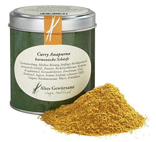 Altes Gewürzamt Curry Anapurna pikante Schärfe, 70g