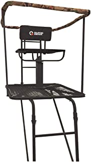 ladder stands with swivel seats