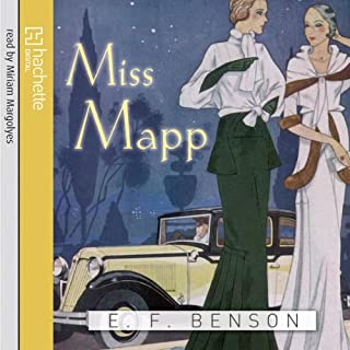 Miss Mapp cover art