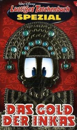 Lustiges Taschenbuch LTB Spezial 37 - Das Gold der Inkas