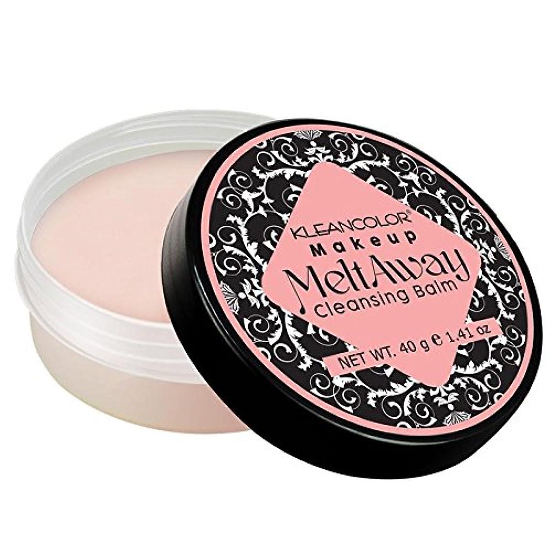 余計な無効にする勘違いする(3 Pack) KLEANCOLOR Makeup Meltaway Cleansing Balm (並行輸入品)
