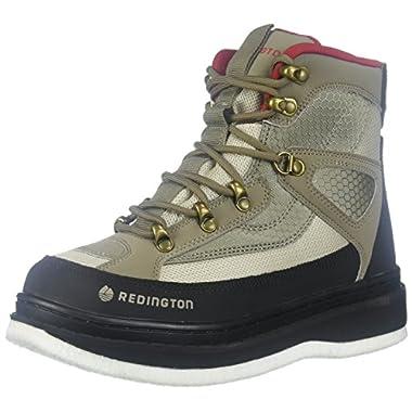 Redington Willow River Felt Boots, Sand, 10