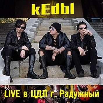 """""""TSDL"""" (g. Raduzhnyy) [Live]"""