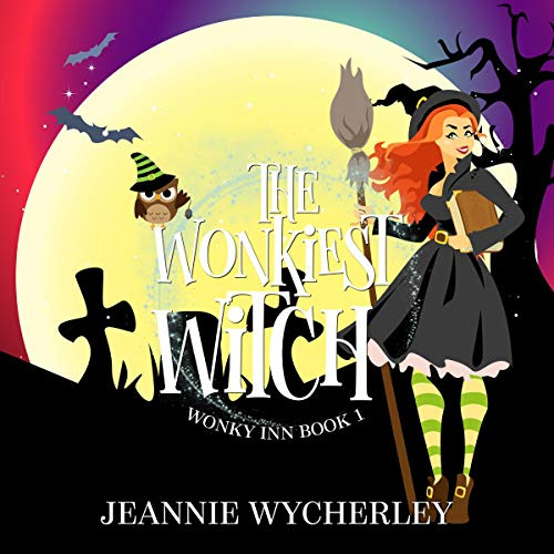 The Wonkiest Witch audiobook cover art