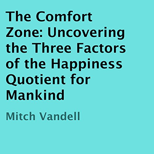 The Comfort Zone audiobook cover art