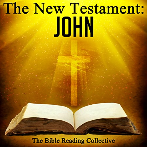 The New Testament: John                   By:                                                                                                                                 The New Testament                               Narrated by:                                                                                                                                 The Bible Reading Collective                      Length: 1 hr and 53 mins     Not rated yet     Overall 0.0