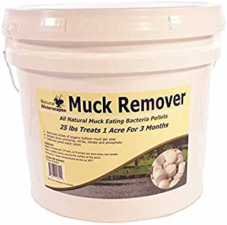 Muck Remover Pellets 25 lbs