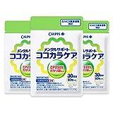 カルピス ココカラケア ガセリ菌 サプリメント 60粒パウチ 3個 メンタルサポート 機能性表示食品 長年の乳酸菌研究 CP2305ガセリ菌