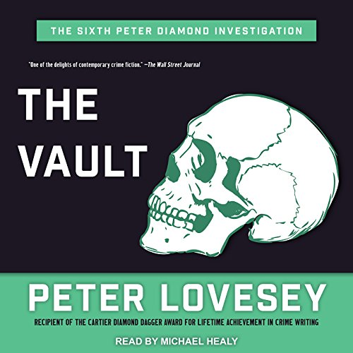 The Vault audiobook cover art