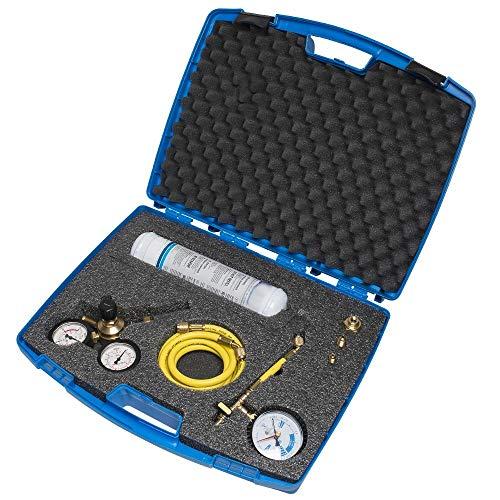 Kit prova tenuta test impianto circuito refrigerante con azoto